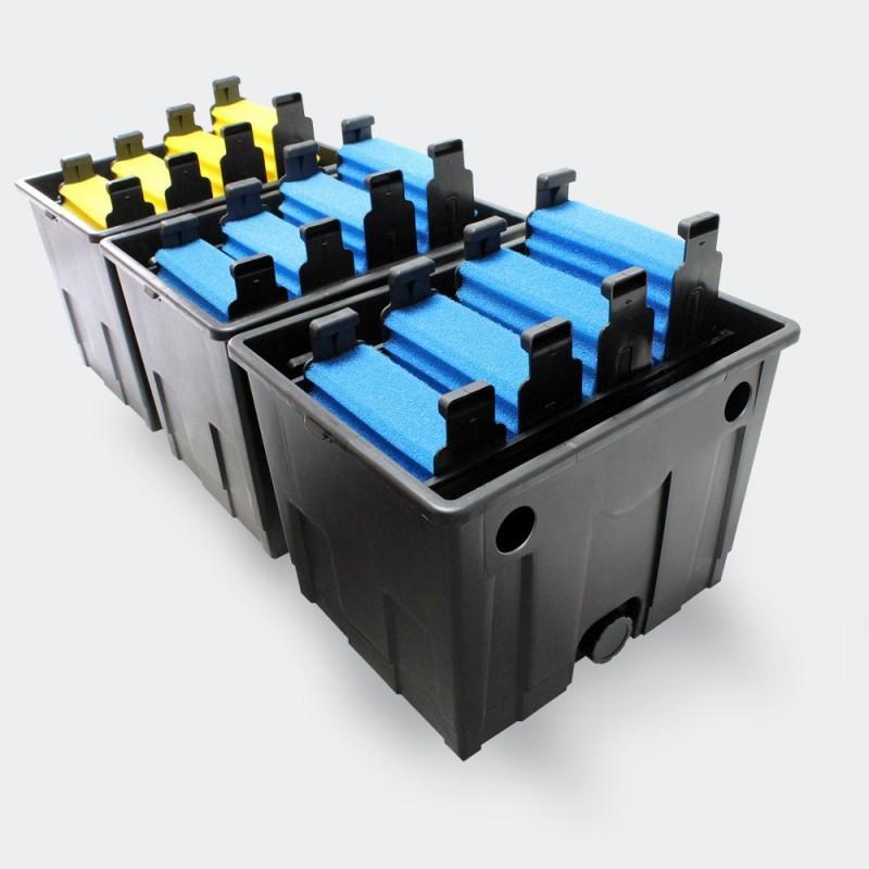 Kit filtre de bassin de jardin et pompe  Econome ! Prix réduits