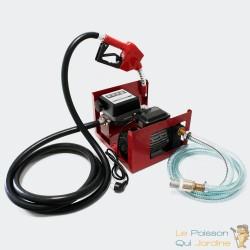 Pompe à gasoil 80l/m 750W tout compris