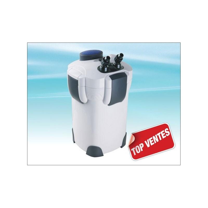 Filtre externe 1000 l h pour aquariums eau douce et eau de for Filtre exterieur pour aquarium