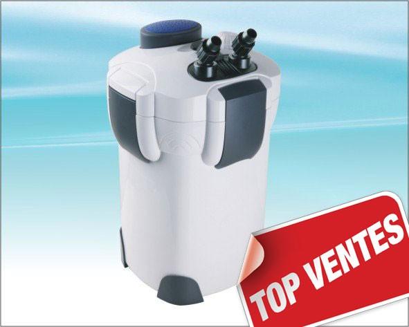 Filtre Externe 1400 l/h pour aquariums de 300 à 500 litres - 050195