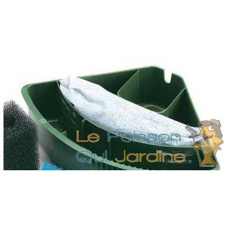 Charbon pour filtre tortues pour eden 373 aqua occaz for Filtre aquarium tortue