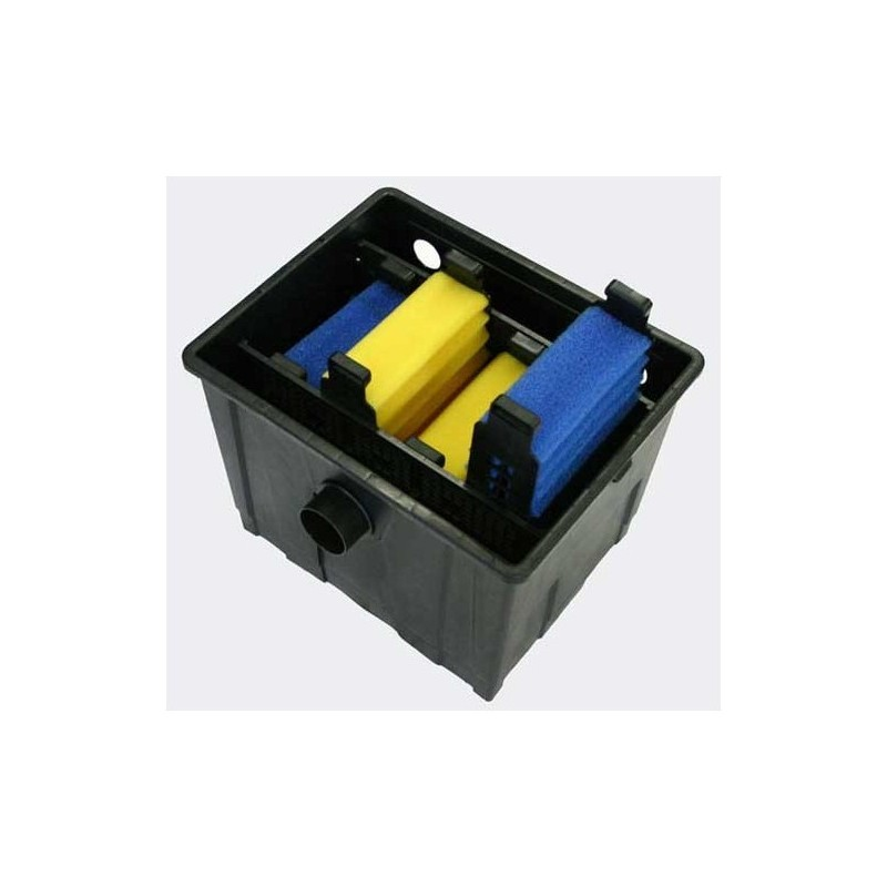 Filtre uv 18w bassin de jardin jusqu 39 12000 litres for Filtre uv pour bassin exterieur