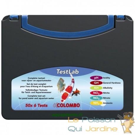 malette de tests de l eau pour aquarium d eau douce et pour le bassin de jardin aqua occaz
