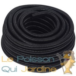 Tuyau PVC renforcé 32 mm pour aquarium ou bassin
