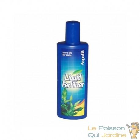 Aquili fertilisant liquide pour plantes d'aquarium