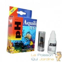 Test Ph pour aquarium : marque Aquali