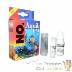 Test NO3 - Nitrates pour aquariums eau douce et eau de mer