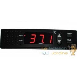 Thermostat 1200 W pour aquarium et terrarium